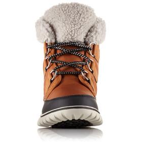 Sorel W's Cozy Carnival Boots Caramel, Black